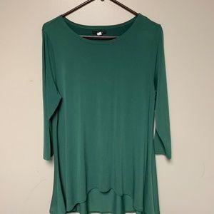 Alfani Knit Tunic Size Large